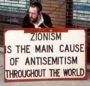 Zionism & anti-Semitism
