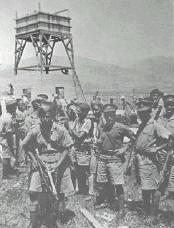 The socialist Zionist stockade & watchtower settlements