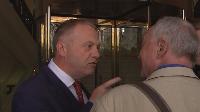 John Mann bringing the Labour Party into disrepute by inviting media to record his ambush of Ken Livingston