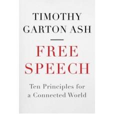 Timothy Garton ash: Fre Speech - cover
