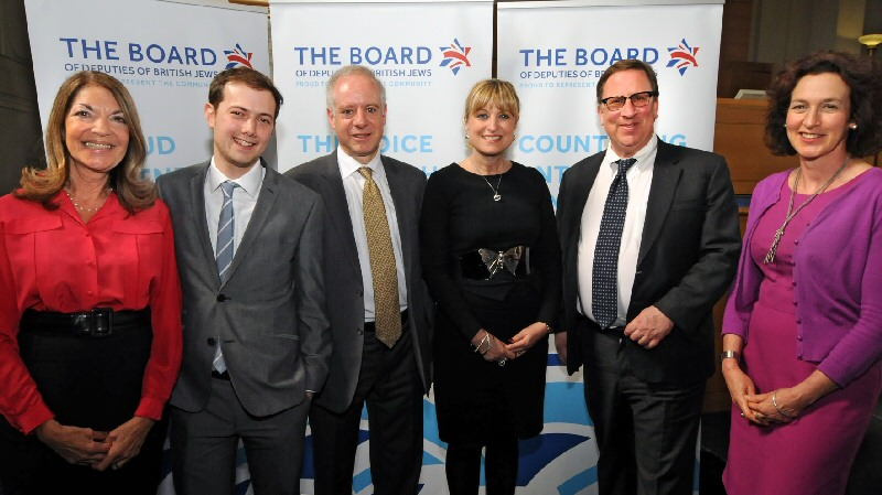 Board of Deputies executive
