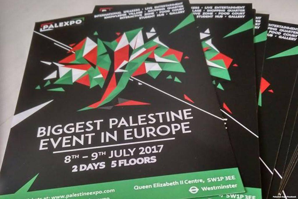 PalExpo leaflets