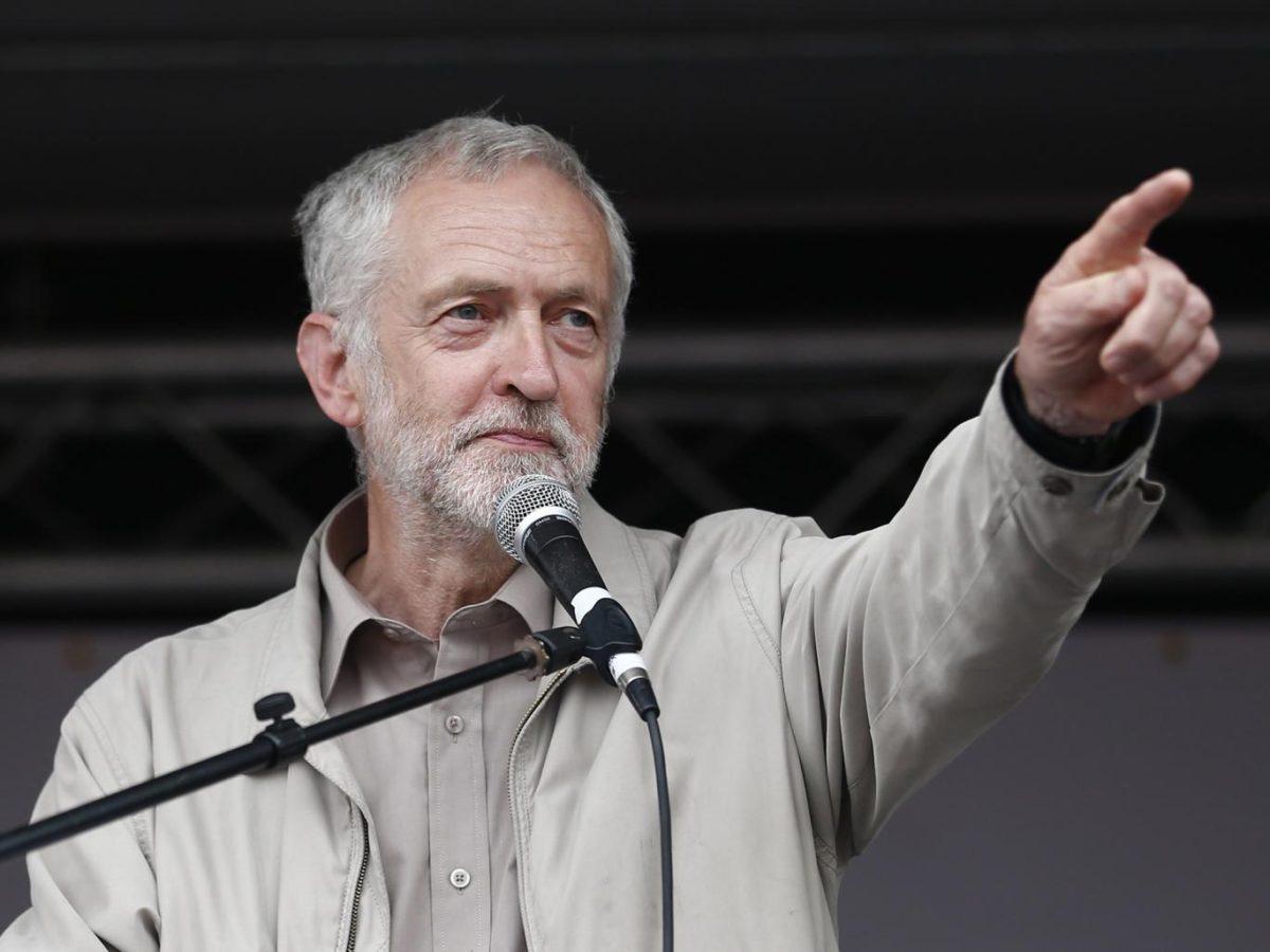 Corbyn Under Fire