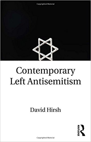 Cover of Contemporary Left Antisemitism