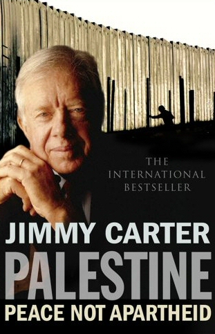 Cover of Jimmy Carter: Palestine, Peace not Apartheid