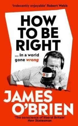 Cover of James O'Brien book