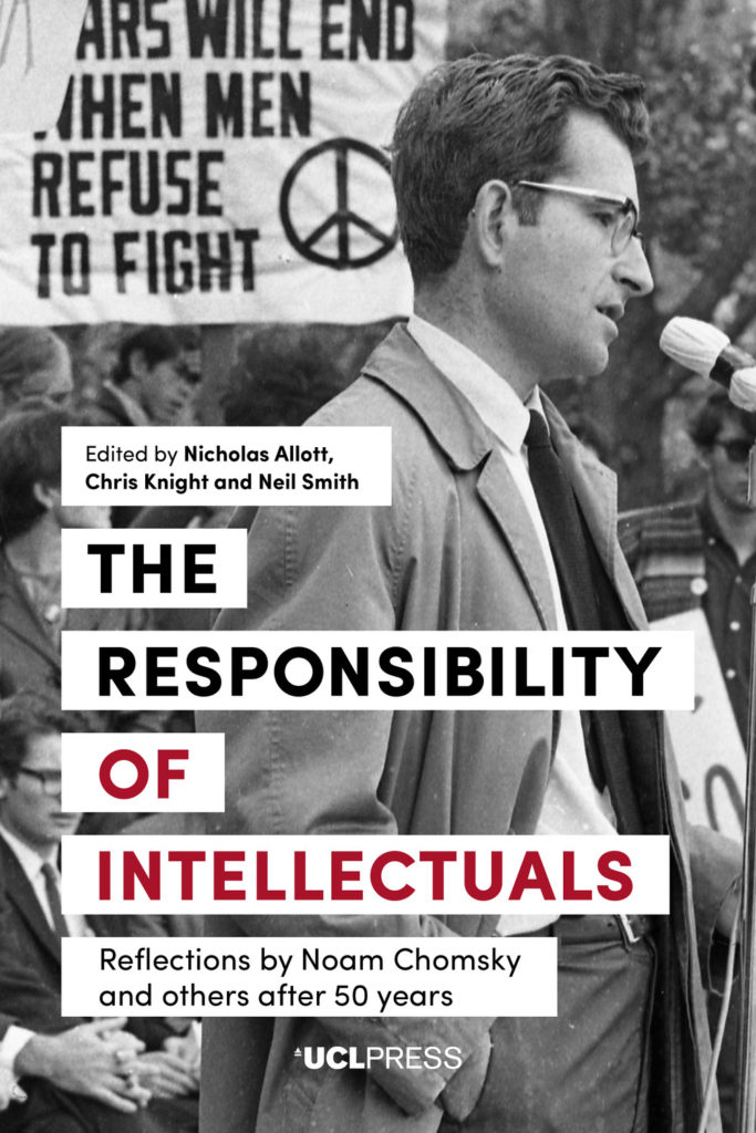 The Responsibility of Intellectuals: cover